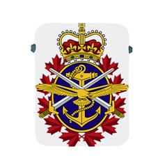 Badge Of Canadian Armed Forces Apple Ipad 2/3/4 Protective Soft Cases by abbeyz71