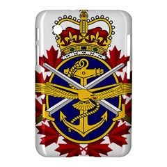 Badge Of Canadian Armed Forces Samsung Galaxy Tab 2 (7 ) P3100 Hardshell Case  by abbeyz71