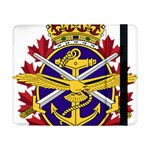 Badge of Canadian Armed Forces Samsung Galaxy Tab Pro 8.4  Flip Case Front