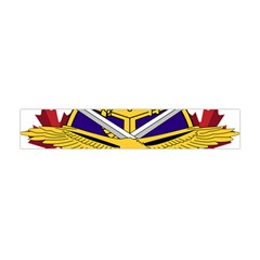 Badge Of Canadian Armed Forces Flano Scarf (mini) by abbeyz71