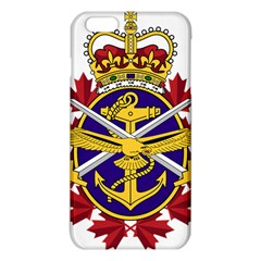 Badge Of Canadian Armed Forces Iphone 6 Plus/6s Plus Tpu Case by abbeyz71