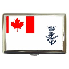 Naval Ensign Of Canada Cigarette Money Case by abbeyz71