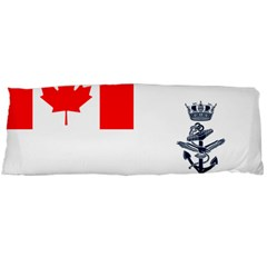 Naval Ensign Of Canada Body Pillow Case Dakimakura (two Sides)