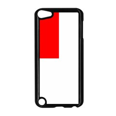 Naval Ensign Of Canada Apple Ipod Touch 5 Case (black)
