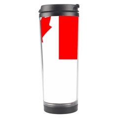 Naval Ensign Of Canada Travel Tumbler by abbeyz71