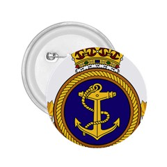 Badge Of Royal Canadian Navy 2 25  Buttons by abbeyz71