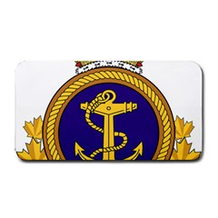 Badge Of Royal Canadian Navy Medium Bar Mats by abbeyz71