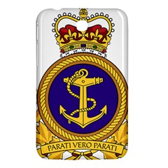 Badge Of Royal Canadian Navy Samsung Galaxy Tab 3 (7 ) P3200 Hardshell Case  by abbeyz71