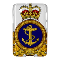 Badge Of Royal Canadian Navy Samsung Galaxy Tab 2 (7 ) P3100 Hardshell Case  by abbeyz71