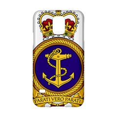 Badge Of Royal Canadian Navy Samsung Galaxy S5 Hardshell Case