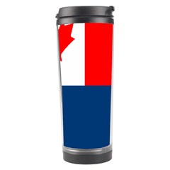 Canadian Naval Auxiliary Jack Travel Tumbler by abbeyz71
