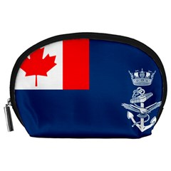 Canadian Naval Auxiliary Jack Accessory Pouch (large) by abbeyz71