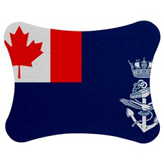 Canadian Naval Auxiliary Jack Jigsaw Puzzle Photo Stand (bow) by abbeyz71