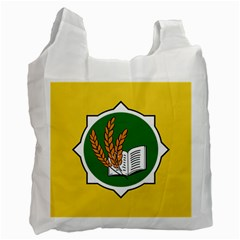 Flag Of Bozeman, Montana Recycle Bag (one Side) by abbeyz71