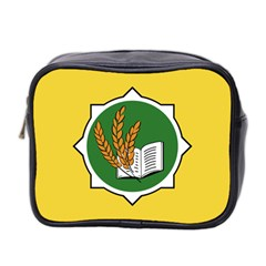 Flag Of Bozeman, Montana Mini Toiletries Bag (two Sides) by abbeyz71