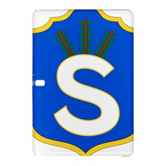 Badge Of The Finnish Civil Guard Samsung Galaxy Tab Pro 10 1 Hardshell Case