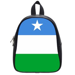 Flag Of Puntland School Bag (small)