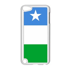 Flag Of Puntland Apple Ipod Touch 5 Case (white)