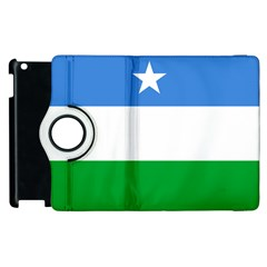 Flag Of Puntland Apple Ipad 3/4 Flip 360 Case