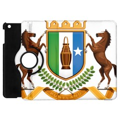 Coat Of Arms Of Puntland Apple Ipad Mini Flip 360 Case by abbeyz71