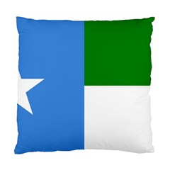 Flag Of West Puntland Standard Cushion Case (two Sides)