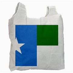 Flag Of West Puntland Recycle Bag (two Side) by abbeyz71