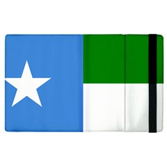 Flag Of West Puntland Apple Ipad Pro 9 7   Flip Case