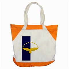 Flag Of Azores Accent Tote Bag by abbeyz71