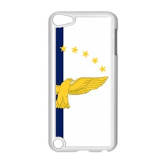 Flag Of Azores Apple Ipod Touch 5 Case (white)