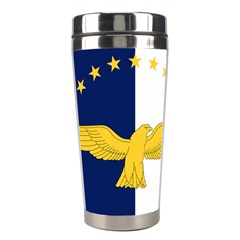 Flag Of Azores Stainless Steel Travel Tumblers by abbeyz71