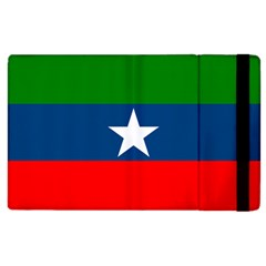 Flag Of Ogaden National Liberation Front Apple Ipad 2 Flip Case by abbeyz71