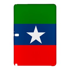 Flag Of Ogaden National Liberation Front Samsung Galaxy Tab Pro 10 1 Hardshell Case by abbeyz71