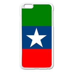 Flag Of Ogaden National Liberation Front Apple Iphone 6 Plus/6s Plus Enamel White Case by abbeyz71