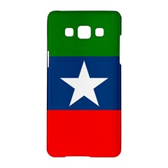 Flag Of Ogaden National Liberation Front Samsung Galaxy A5 Hardshell Case  by abbeyz71