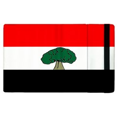 Flag Of Oromia Region Apple Ipad 3/4 Flip Case by abbeyz71