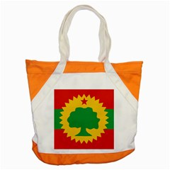 Flag Of Oromo Liberation Front Accent Tote Bag by abbeyz71