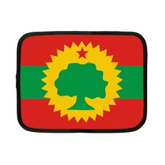 Flag Of Oromo Liberation Front Netbook Case (small)