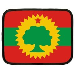 Flag Of Oromo Liberation Front Netbook Case (xxl)