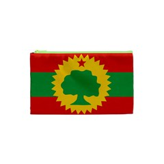 Flag Of Oromo Liberation Front Cosmetic Bag (xs)