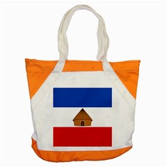 Flag Of Southern Nations, Nationalities, And Peoples  Region Of Ethiopia Accent Tote Bag by abbeyz71