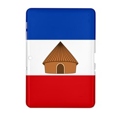 Flag Of Southern Nations, Nationalities, And Peoples  Region Of Ethiopia Samsung Galaxy Tab 2 (10 1 ) P5100 Hardshell Case  by abbeyz71
