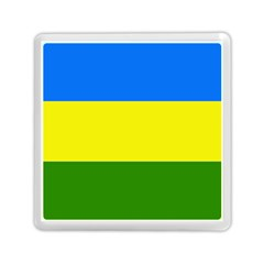 Flag Of Beja Congress Memory Card Reader (square)