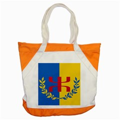 Flag Of Kabylie Region Accent Tote Bag by abbeyz71