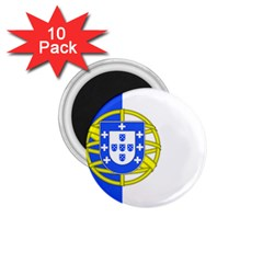 Proposed Flag Of Portugalicia 1 75  Magnets (10 Pack)