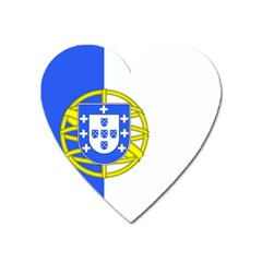 Proposed Flag Of Portugalicia Heart Magnet by abbeyz71