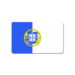 Proposed Flag Of Portugalicia Magnet (name Card)