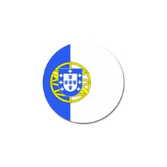 Proposed Flag Of Portugalicia Golf Ball Marker (10 Pack)