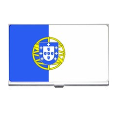 Proposed Flag Of Portugalicia Business Card Holder by abbeyz71