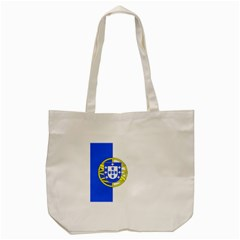 Proposed Flag Of Portugalicia Tote Bag (cream) by abbeyz71
