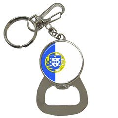 Proposed Flag Of Portugalicia Bottle Opener Key Chains